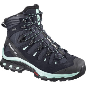 Salomon Quest 4D 3 GTX Shoes Women Graphite/Night Sky/Beach Glass